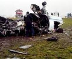 Russia detains four over Total boss plane crash