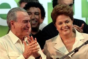 Brazilian President Rousseff leads among women, older voters: poll