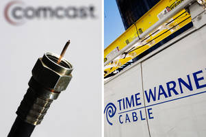 Programmers in Comcast-TWC battle air concern over viewership data