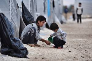 Lebanon Says It Won't Accept More Syrian Refugees